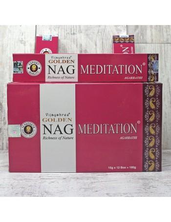Incienso Goden Meditación. ref: IN14404 -