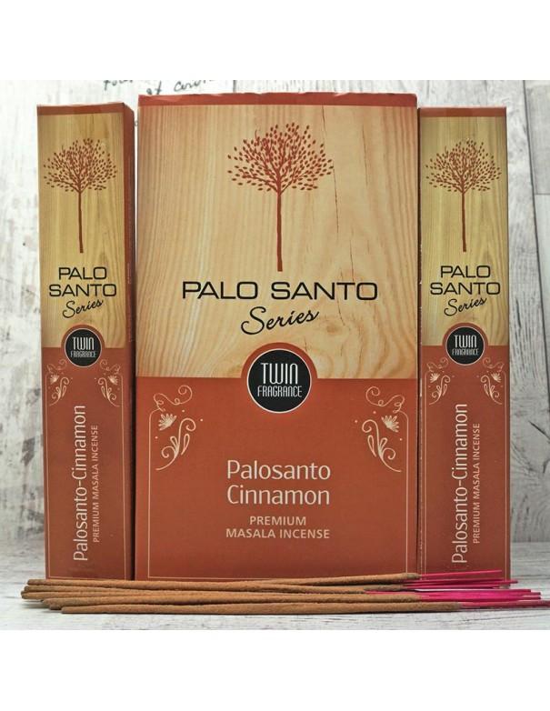 Incienso Palo Santo y Canela. ref: IN14413 - Inciensos Naturales.
