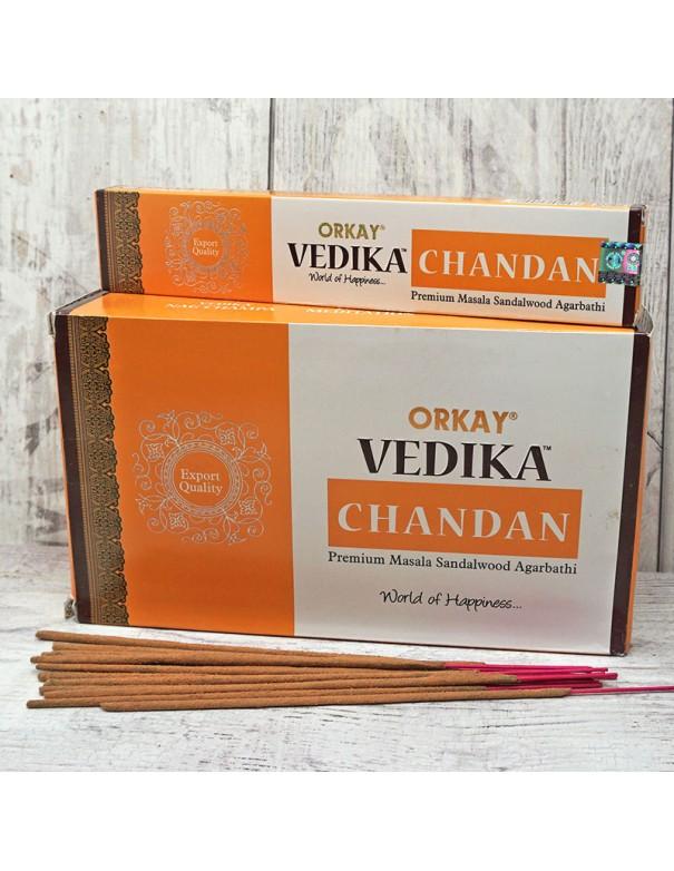 Incienso Vedika Chandan. ref: IN14418 - Inciensos naturales.