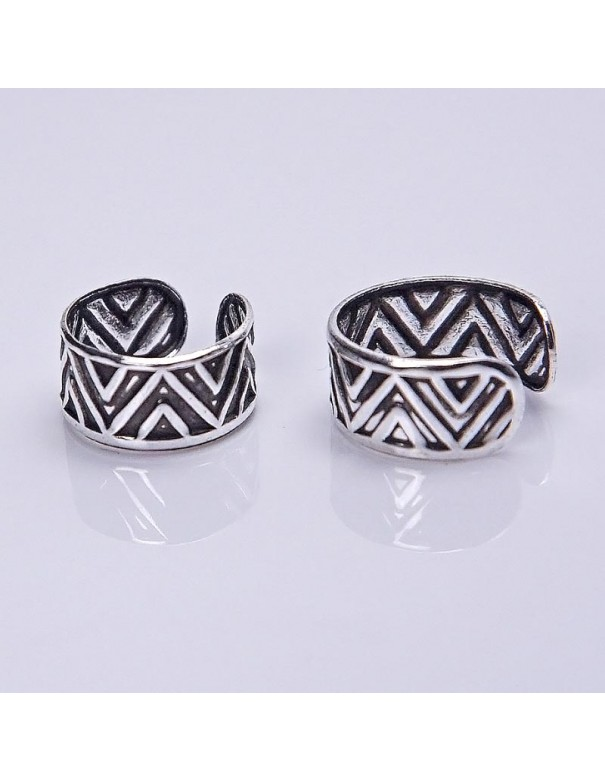 Piercing de oreja 11mm-Joyas de plata.
